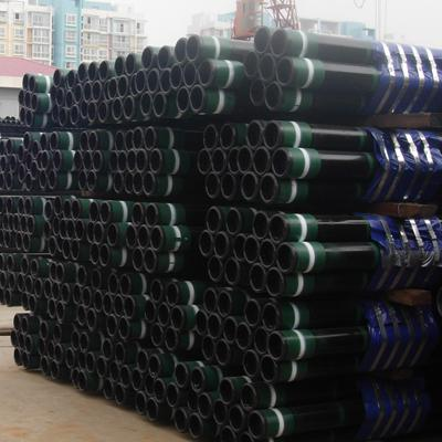 API 5CT P110 Oil Tubing EUE OD 324mm R2 Hot Rolled Painting