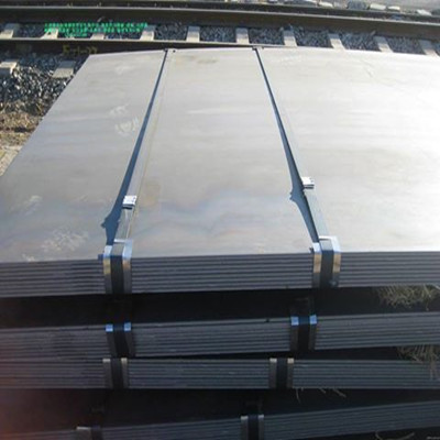 ASTM A537 Class 1 Hot Rolled Steel Plate 6000mm x 2500mm x 16mm Black