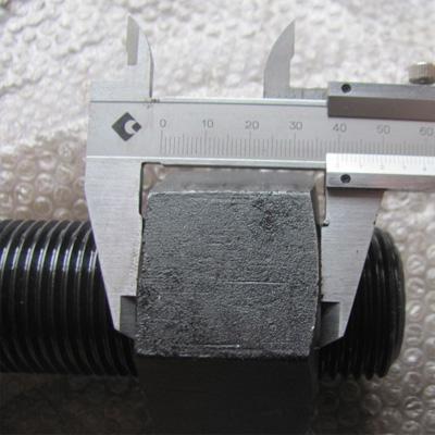 A193 Grade B8 Class 1 Stud Bolt Heavy Hex Nuts A194 Grade 8 7/8 Inch