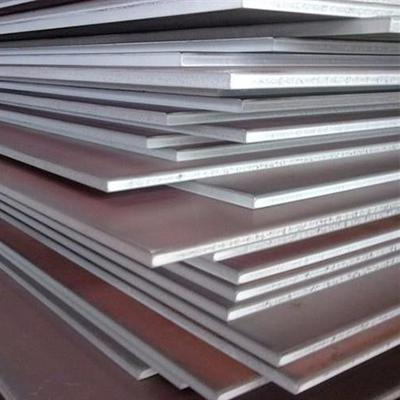 A283-C Carbon Steel Plate 1000 X 1500 X 6mm Hot Laminated