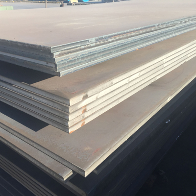 A283 Gr.C Carbon Steel Plate 8000 x 2000 x 30mm Oiled