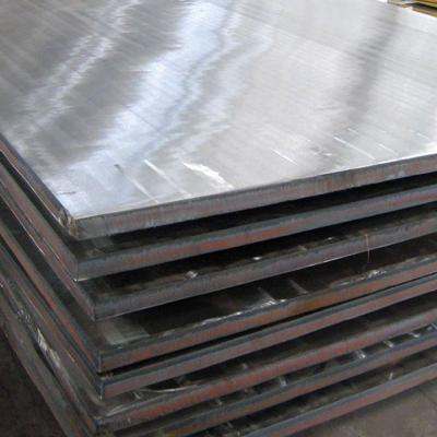 A283 Grade C(12mm) with A240 316(3mm) Cladding Sheet 6000 X 2000mm