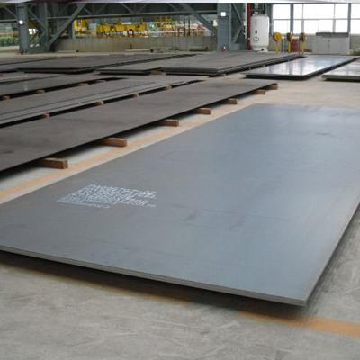 A36/S275JR Carbon Steel Plate 2m X 6m X 6mm Hot Rolled