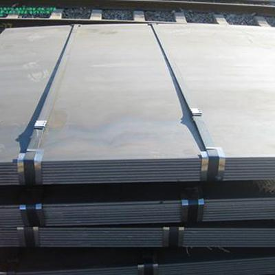 A572 Grade 50 Carbon Steel Plates 35mm X 1500mm X 3000mm Hot Rolled