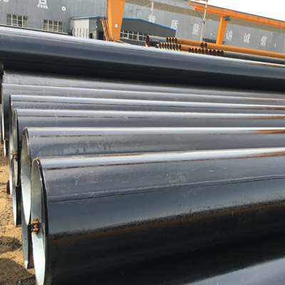 API 5L Grade B LSAW Carbon Steel Pipe