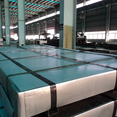 ASTM A131 Gr.A Structural Steel Plates Hot Rolled