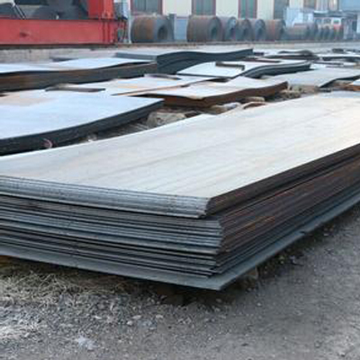 ASTM A131 Grade A Carbon Steel Plate Hot Rolled Dimension 6 Feet