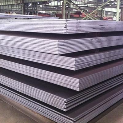 ASTM A283 Carbon Steel Plate Hot Rolled 6MM*1250MM*3000MM Oiled