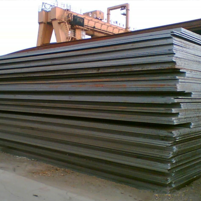 ASTM A283 Grade C Carbon Steel Plate Hot Rolled
