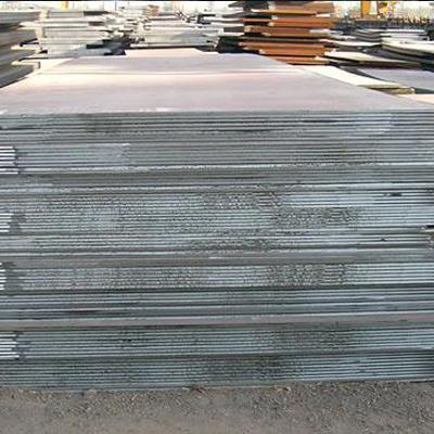 ASTM A285 Grade C CS Plate 6*1250*6000mm Hot Rolled Oiled