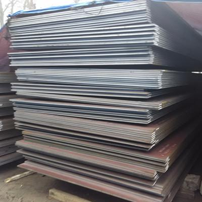 ASTM A537 CL2 Carbon Steel Plate 28mm x 3000mm x 6000mm Black