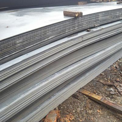 Carbon Steel Plate ASTM A283 Gr.C Hot Rolled 8mm x 1250mm x 6000mm