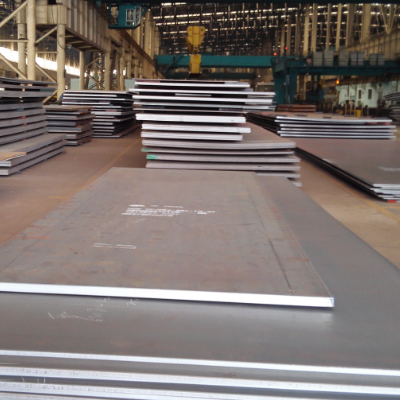 Corten A Carbon Steel Plate Hot Rolled Thickness 6MM