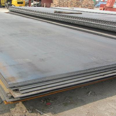 Lloyd's Grade A Carbon Steel Plate 8 X 3000 X 6000mm Hot Rolled