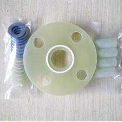 6 Inch Flange Insulation Kits Retainer G10+316 SS316L Gasket