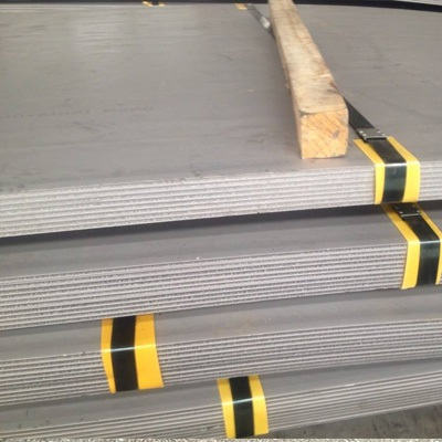 2205 Stainless Steel Plate 3*1500*6mm BA/8K Cold Rolled