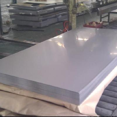 A-240 TYPE 316L Stainless Steel Plate Cold Rolled 1M*2M*2MM BA 8K