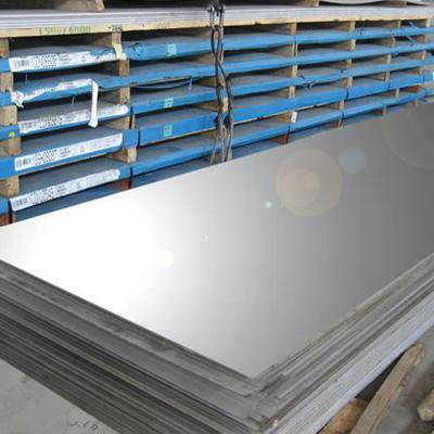 A240 304L Stainless Steel Sheet 3mm*1500mm*3000mm Cold Rolled 8k/BA