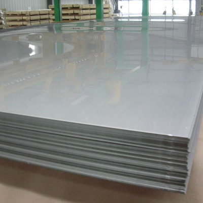 A240 TP301L Stainless Steel Plate 1/4 Inch THK x 4FT x 8FT 8K Finish