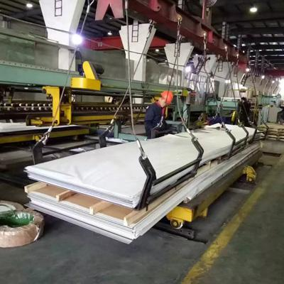 ASTM A240 201 Stainless Steel Sheet Cold Drawn THK 1.5mm 2B Finish