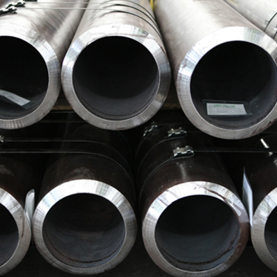 12Cr1MoV Alloy Steel Pipe OD 133mm THK 20mm Oiled