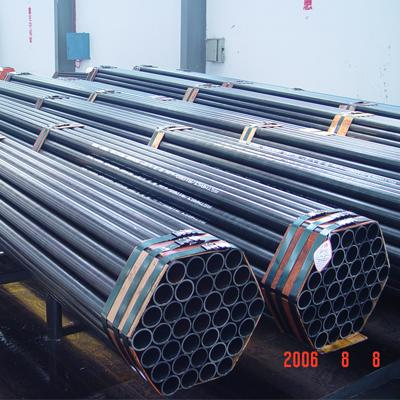 ASTM A335 P22 Alloy Steel Tube DN25 SCH 80 Hydraulic Cold Drawn