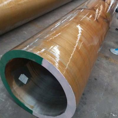 ASTM A335 P91 Alloy Seamless Pipe N+T 245mm x 36mm Beveled End Oiled