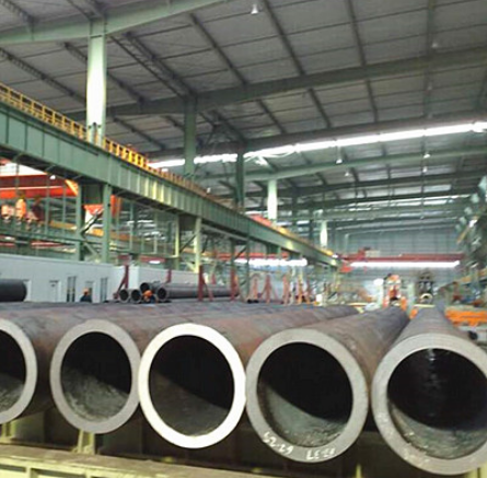 ASTM A519 4130 Alloy Steel Pipe Cold Rolled 88.9mm X 6mm X 5800mm BW