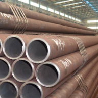 ASTM A519 SAE1026 Alloy Steel Pipe OD 180mm Cold Drawn