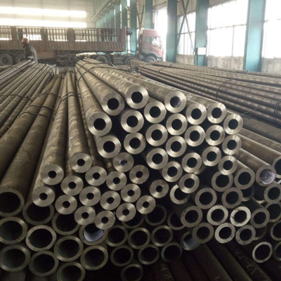 Hot Rolled Alloy Steel Pipe ASTM A519 4130 400mm x 15mm BW Oil