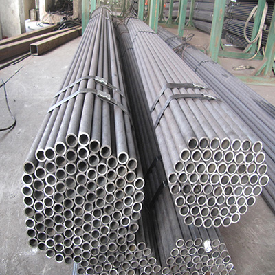 SA213 T12 Seamless Alloy Steel Pipe 25.4mm x 2.0mm Oil Coating