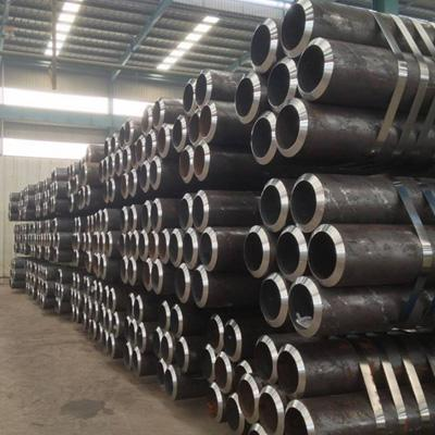 ASTM A213 Seamless Boiler Tube Hot Rolled 10 Inch SCH 80 6 Mtr BE End