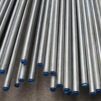 Cold Drawn Seamless Steel Tube ASTM A192 50.8mm x 6.2mm x 6000mm PE