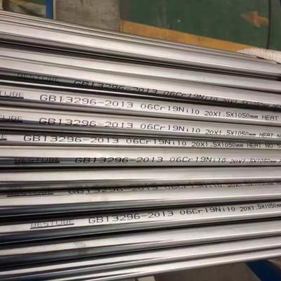 SA213 T11 Boiler Tube Cold Drawn 8.3mm SCH XXS Painting