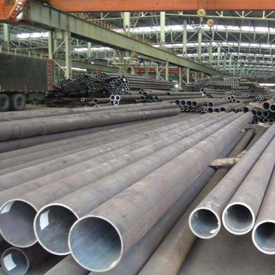 13CRM044 Seamless Steel Tube Cold Drawn SCH 80 Painting