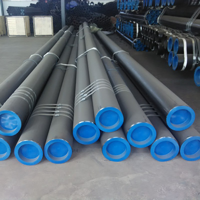 8 Inch SCH 40, ASTM A106,Gr B SMLS Carbon Steel Pipe ASME B36.10