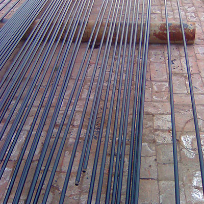 A179 Seamless Steel Tube Cold Drawn Low Carbon Steel 19.05 x 2.11mm