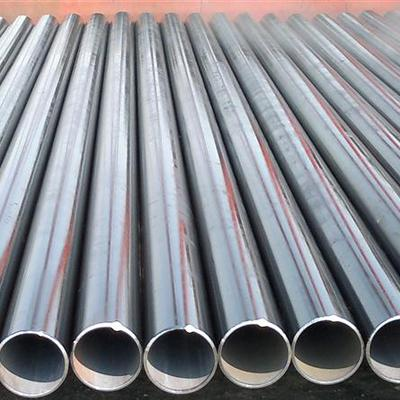 A53 Gr.B Seamless Carbon Steel Pipe Hot Rolled 12 Inch SCH 80 12 Meter