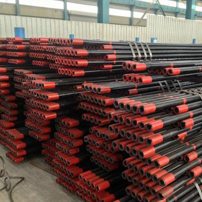 API 5CT L80 Seamless Steel Pipe 3-1/2 Inch Black Painting