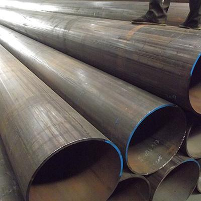 API 5L Gr B Carbon ERW Pipe 1406mm STD BE/PE Hot Rolled