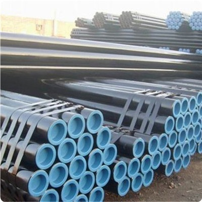 API 5L GR.B SMLS Steel Pipe 4 Inch SCH80 BE/PE Ends
