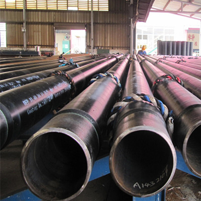 API 5L Grade B Carbon Steel Seamless Pipe 8 Inch SCH 40 3LPE Coating