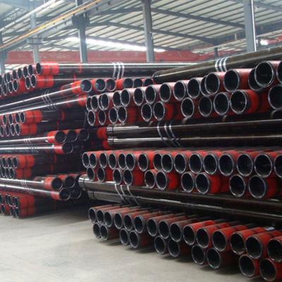 API 5L J55 Seamless Steel Pipe 88.9mm x 6.45mm Oiled