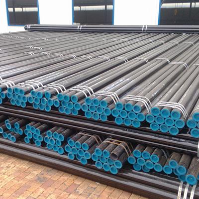 API 5L X42 PSL1 Seamless Steel Pipe 4 Inch SCH 30 Galvanized