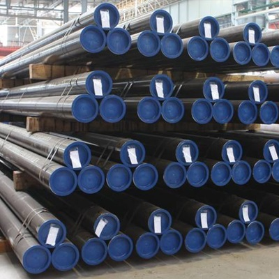 API 5L X42 PSL2 CS SMLS Pipe 12IN SCH STD Black Painting