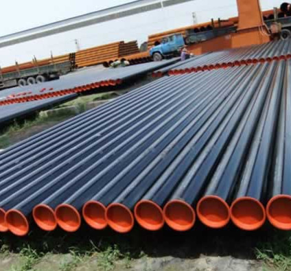 API 5L X46NS PSL 2 Carbon Seamless Pipe 219mm x 22.23mm Galvanized