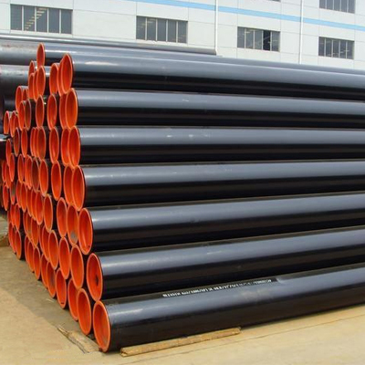 ASTM A106 Gr.B Seamless Steel Pipe 16 Inch SCH STD Anti-corrosion