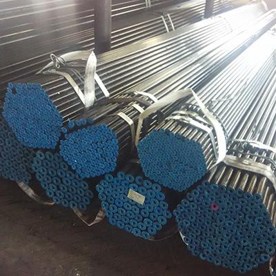 ASTM A333 Gr.6 Seamless Pipe 26.7mm x 3.91mm Black