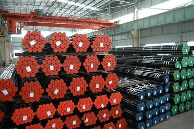 ASTM A333 Seamless Carbon Steel Pipe 6 Inch Schedule 80 12 Meter