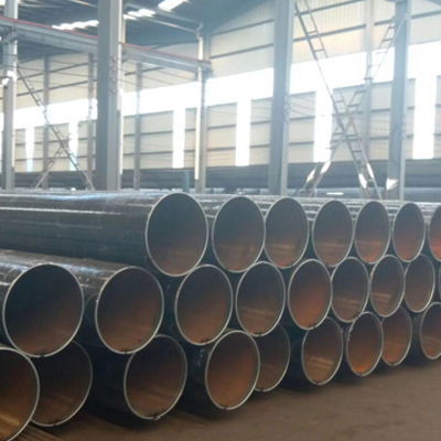 ASTM A335 Seamless P5 Pipe Hot Rolled 14 Inch SCH 80 Butt Welded